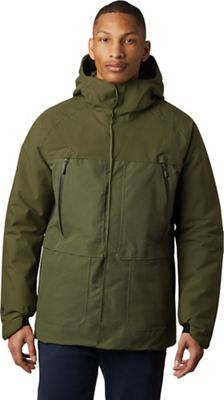 Mountain Hardwear Men's Summit Shadow GTX Insulated Jacket