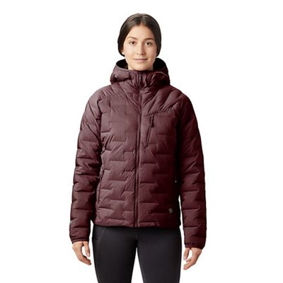 Mountain Hardwear Women's Super/DS Hooded Jacket