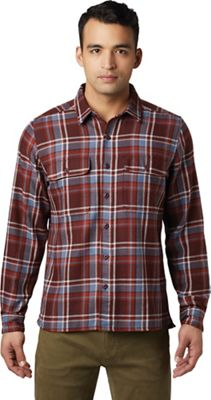 Mountain Hardwear Men's Woolchester LS Shirt