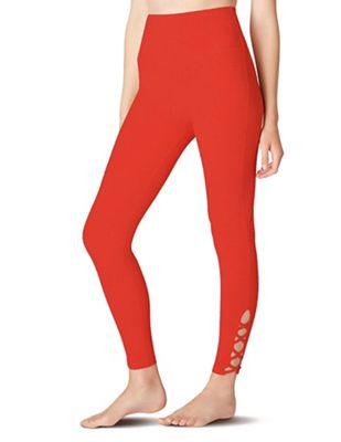 Beyond Yoga Women's Crossed My Mind High Waisted Midi Legging