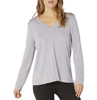 Beyond Yoga Women's Laced Back Pullover Top