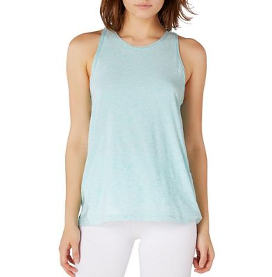 Beyond Yoga Women's Lightweight Crossed Back Tank