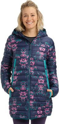 Burton Women's Evergreen Long Down Jacket