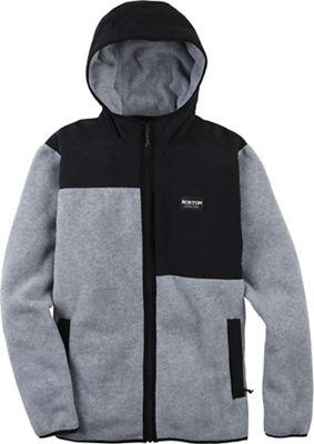 Burton Men's Hearth Full Zip Hooded Jacket