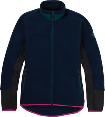 Burton Women's Minturn Full Zip Jacket