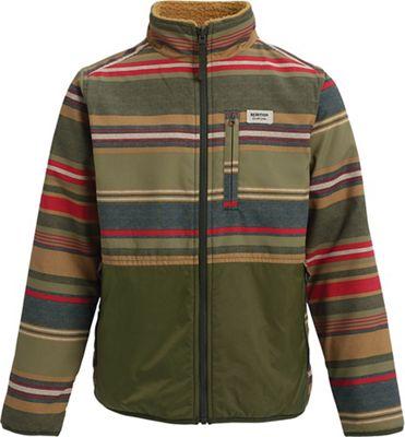 Burton Boys' Snooktwo Reversible Fleece Jacket