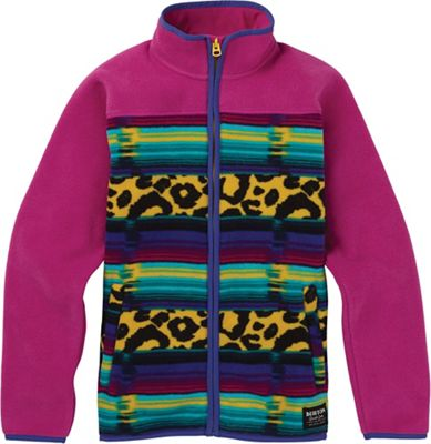 Burton Kids' Spark Collar Full-Zip Sweatshirt