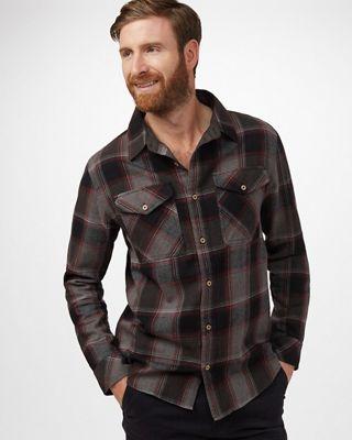 Tentree Men's Bowren LS Button Up