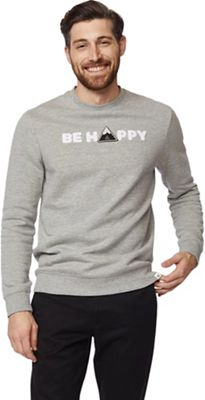 Tentree Men's Happy LS Crew