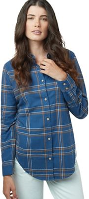 Tentree Women's Lush LS Button Up
