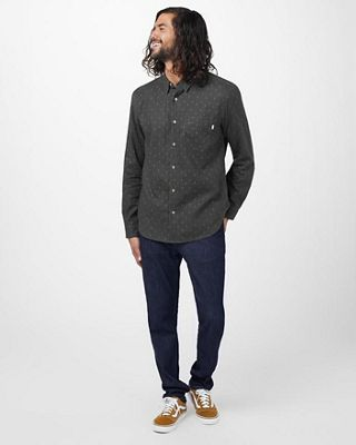 Tentree Men's Moncos LS Button Up