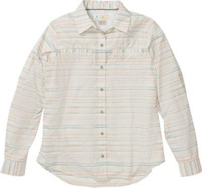 ExOfficio Women's BugsAway Palotina LS Shirt