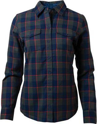 Mountain Khakis Women's Christi Fleece Lined Shirtjac