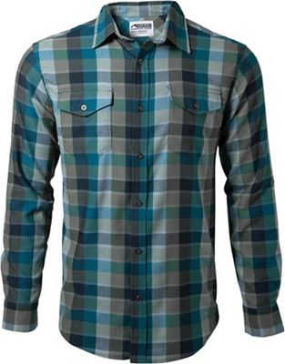 Mountain Khakis Men's Pearl Street Flannel Shirt