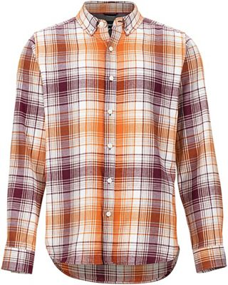 Marmot Men's Harkins Lightweight Flannel LS Shirt
