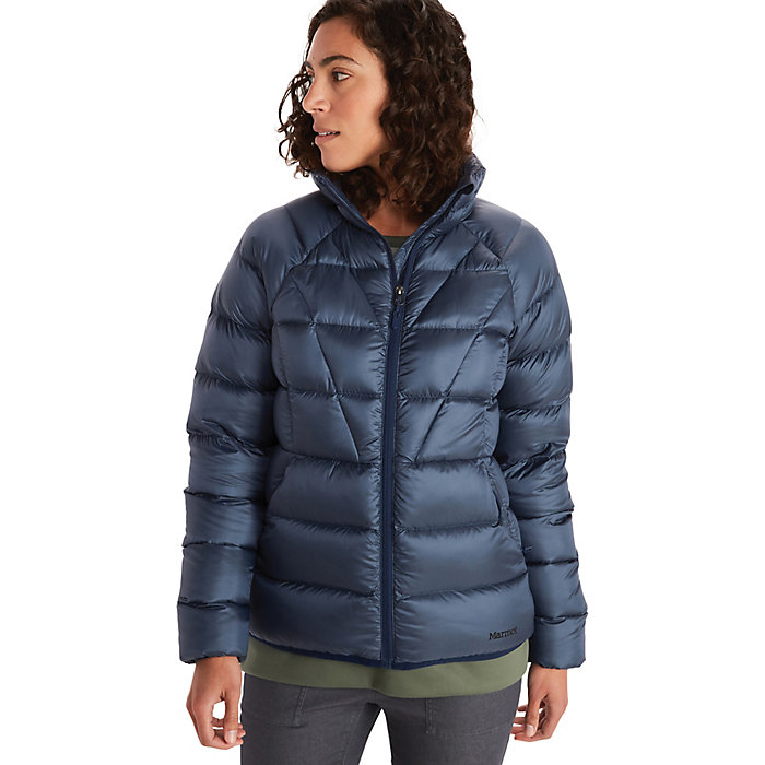 Marmot Womens Hype Down Ultralight Insulated Down Outdoor Jacket