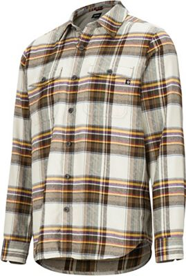 Marmot Men's Zephyr Cove Midweight Flannel LS Shirt