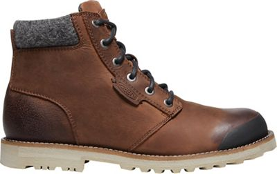 KEEN Men's The Slater 2 Leather Lace Up Style Combat Boots