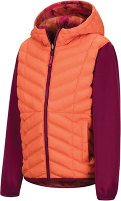 Marmot Girls' Featherless Reversible Hoody