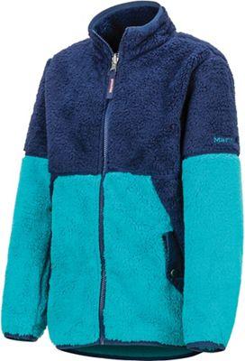 Marmot Girls' Lariat Fleece Jacket