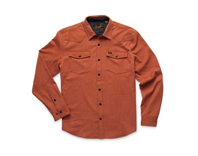 Howler Brothers Men's Stockman Stretch Snapshirt