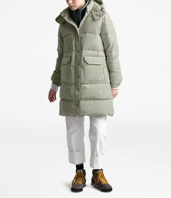 The North Face Women's Down Sierra Parka