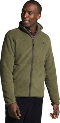 The North Face Men's Dunraven Sherpa Full Zip Jacket