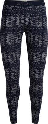 Icebreaker Women's 250 Vertex Leggings Crystalline
