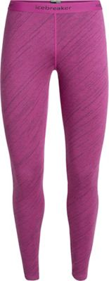 Icebreaker Women's 250 Vertex Leggings Snow Storm