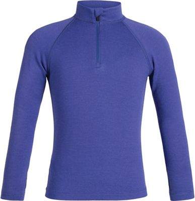 Icebreaker Kids' 260 Tech LS Half Zip Top