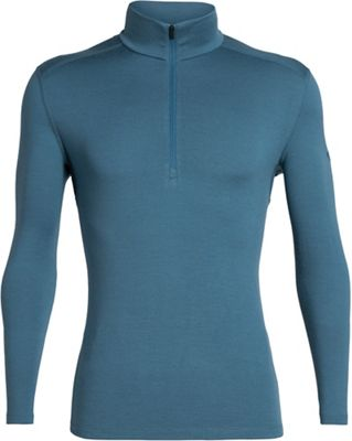 Icebreaker Men's 260 Tech LS Half Zip Top