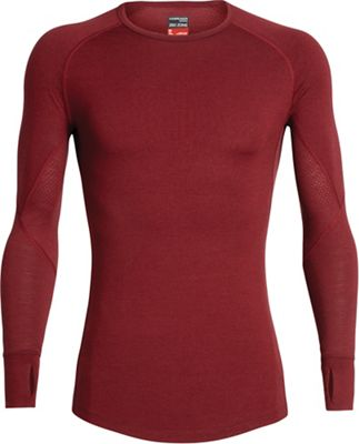 Icebreaker Men's 260 Zone LS Crewe Top