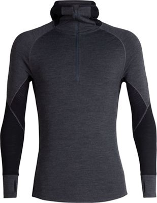 Thoughts on a Foundational Layering System and why I love my Icebreaker Incline Cool-Lite Incline Windbreaker and BodyfitZONE 260 Zone Long Sleeve Half Zip Hood 1