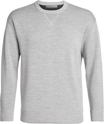 Icebreaker Men's Carrigan Reversible Sweater Sweatshirt
