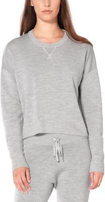 Icebreaker Women's Carrigan Reversible Sweater Sweatshirt