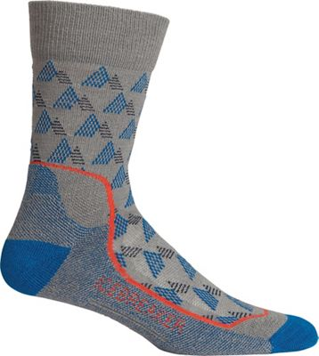 Icebreaker Men's Hike+ Light Elevation Crew sock