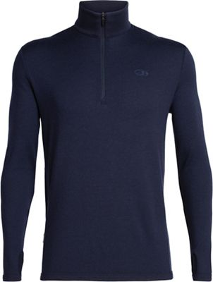 Icebreaker Men's Original LS Half Zip Top