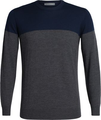Icebreaker Men's Shearer Crewe Sweater