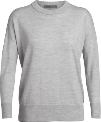 Icebreaker Women's Shearer Crewe Sweater