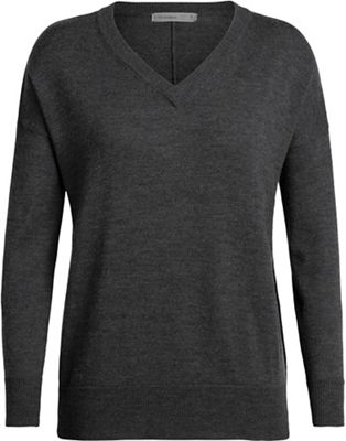 Icebreaker Women's Shearer V Sweater