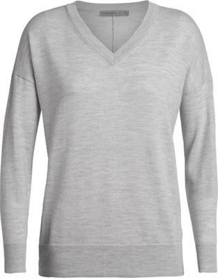 Icebreaker Women's Shearer V Sweater