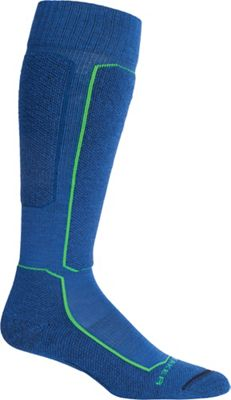 Icebreaker Men's Ski+ Light Over The Calf Sock