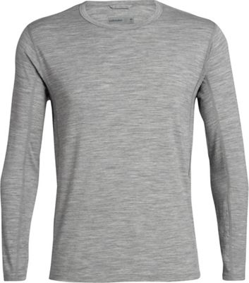 Icebreaker Men's Vultaic LS Crewe Top