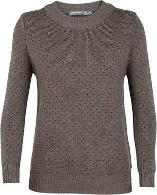 Icebreaker Women's Waypoint Crewe Sweater