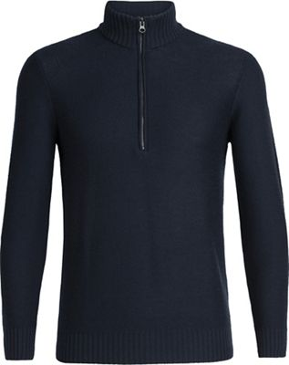 Icebreaker Men's Waypoint LS Half Zip Top