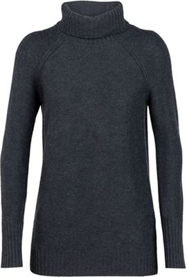 Icebreaker Women's Waypoint Roll Neck Sweater