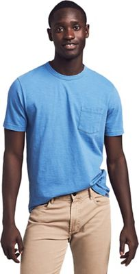Faherty Men's Sunwashed Pocket Tee