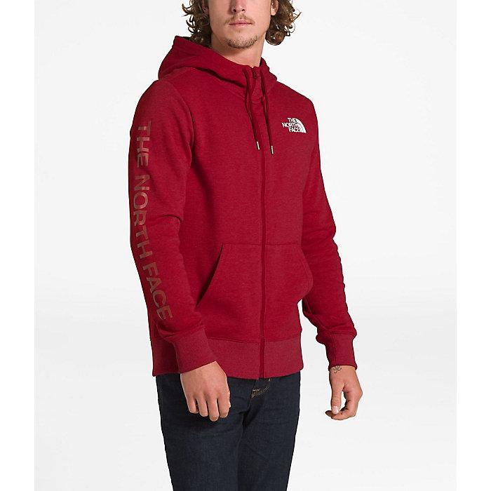 e71932832 The North Face Men's Brand Proud Full Zip Hoodie - Moosejaw