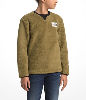 The North Face Youth Campshire Crew Top