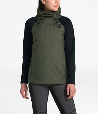 The North Face Women's Canyonlands Insulated Hybrid Pullover